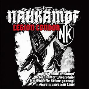 Nahkampf Diskografie